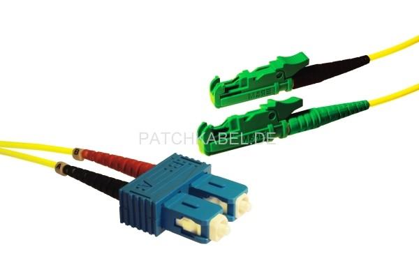 LWL Patchkabel SC-E2000APC 9/125µ OS2