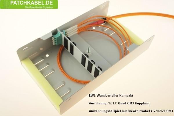 LWL Kompakt Wandverteiler LC