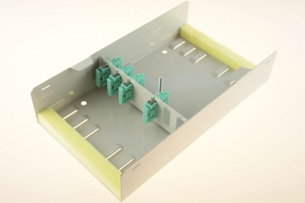 LWL Kompakt Wandverteiler SC Duplex