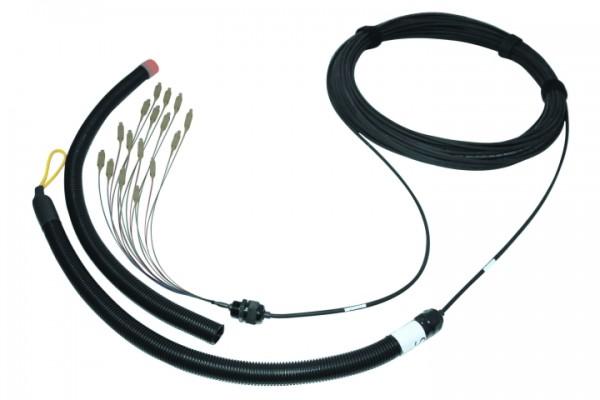 LWL-Universalkabel E2000/APC