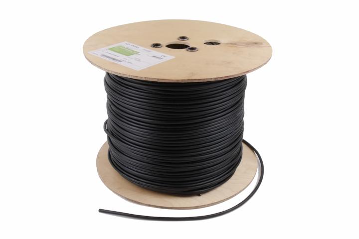 lwl universalkabel 50 125 om2 lwl rohkabel meterware glasfaser. Black Bedroom Furniture Sets. Home Design Ideas